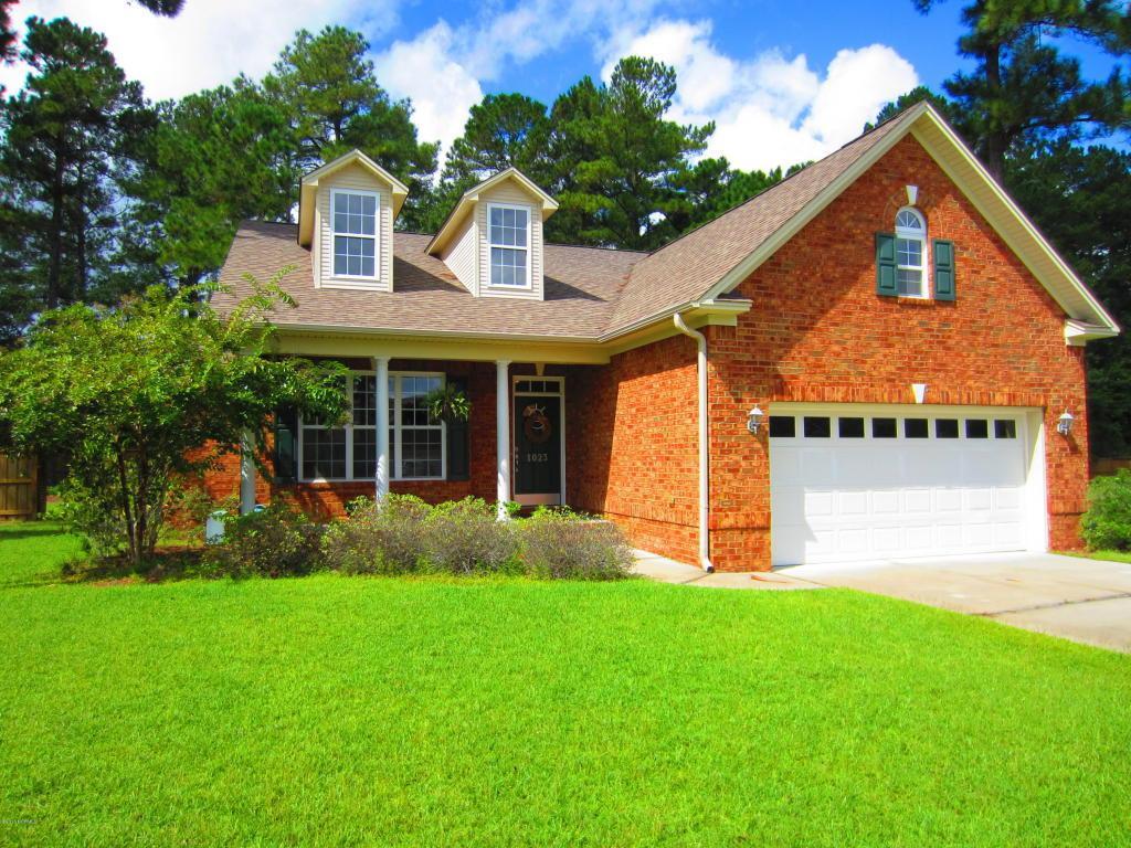 1023 Lindenwood Drive, Leland, NC 28451 (MLS #100031275) :: Century 21 Sweyer & Associates