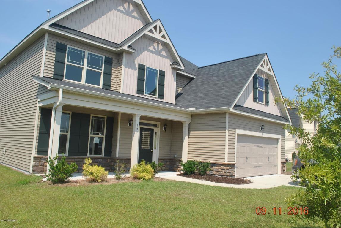 103 Lincolnton Court, Jacksonville, NC 28540 (MLS #100031300) :: Century 21 Sweyer & Associates