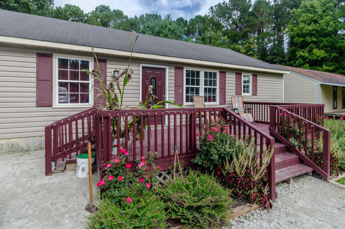 1153 Old 30 Road, Maysville, NC 28555 (MLS #100031315) :: Century 21 Sweyer & Associates