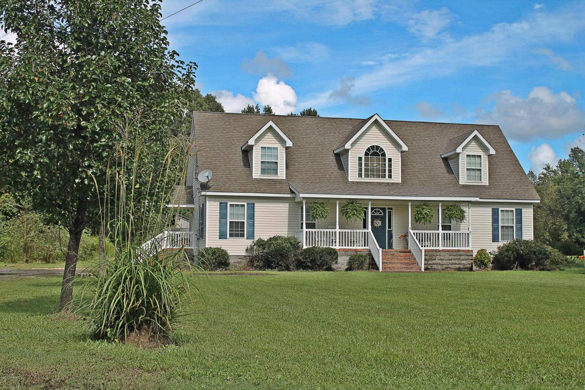1801 Cutchin Farm Road, Tarboro, NC 27886 (MLS #100031338) :: Century 21 Sweyer & Associates