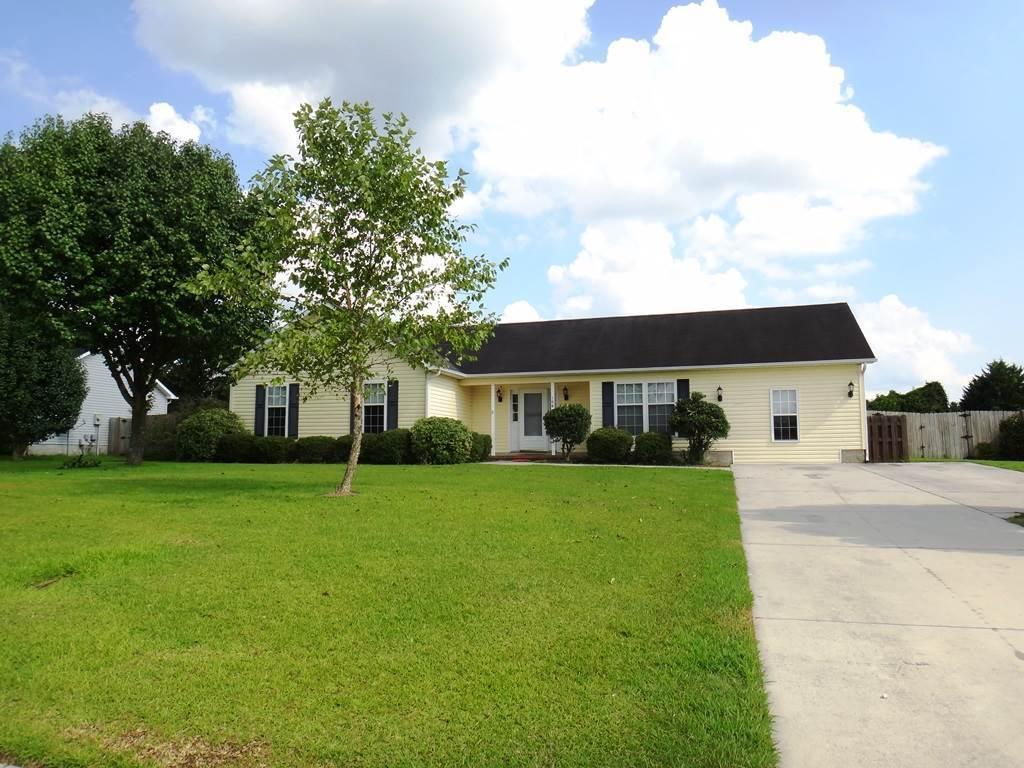 106 Annie Road, Richlands, NC 28574 (MLS #100031376) :: Century 21 Sweyer & Associates