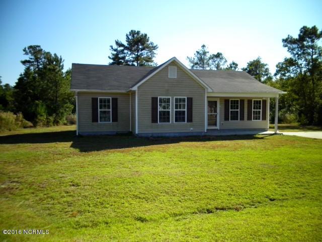 108 Joshua Aaron Trail, Richlands, NC 28574 (MLS #100031411) :: Century 21 Sweyer & Associates