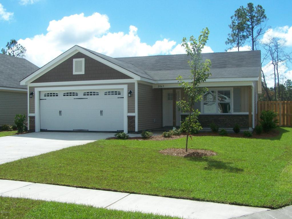 2063 Willow Stone Court, Leland, NC 28451 (MLS #100031440) :: Century 21 Sweyer & Associates