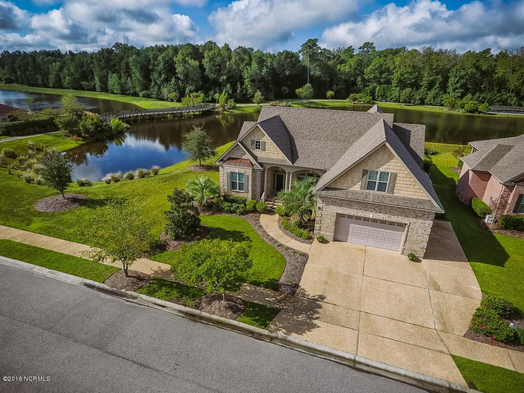 1076 Leesburg Drive, Leland, NC 28451 (MLS #100031441) :: Century 21 Sweyer & Associates