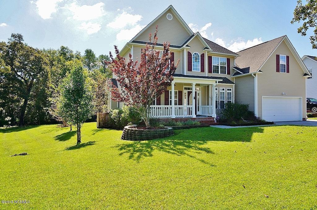 215 Middle Ridge Drive, Hubert, NC 28539 (MLS #100031550) :: Century 21 Sweyer & Associates