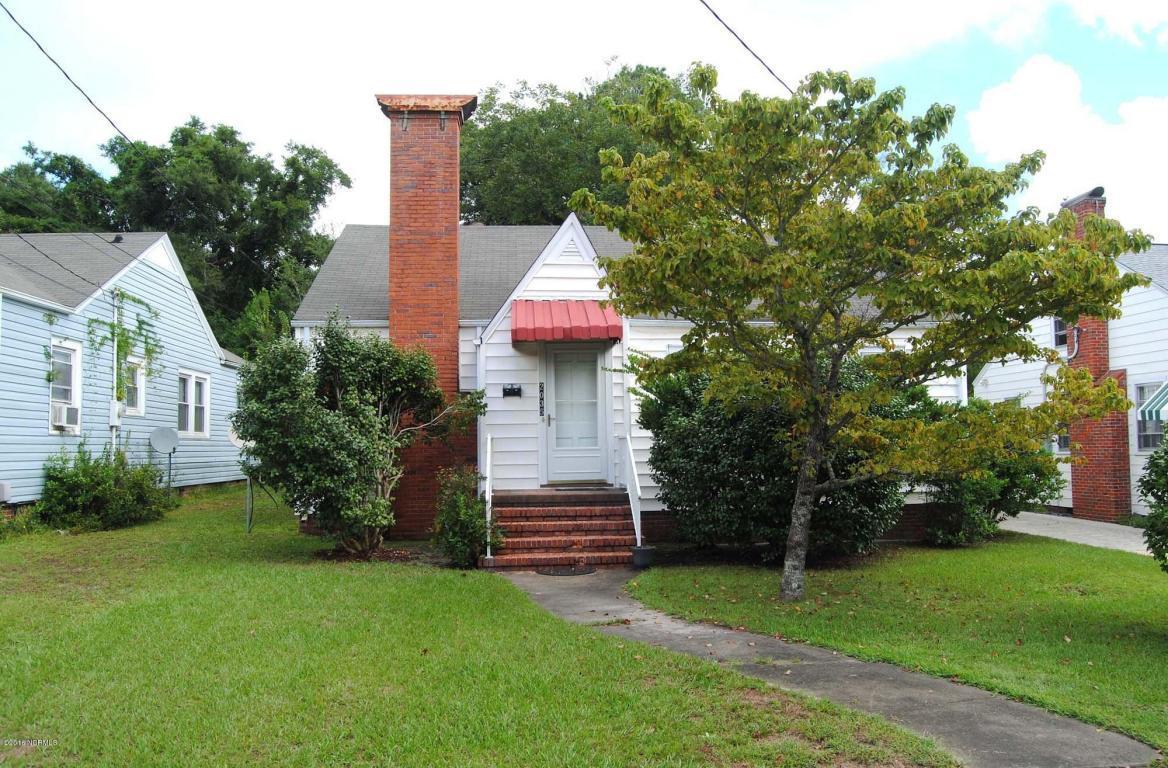 2035 Harrison Street, Wilmington, NC 28401 (MLS #100031579) :: Century 21 Sweyer & Associates