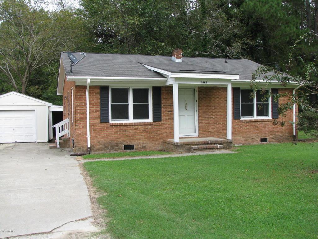 1065 Shadow Lane, Williamston, NC 27892 (MLS #100031605) :: Century 21 Sweyer & Associates
