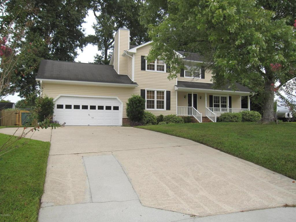 313 Willow Run, Havelock, NC 28532 (MLS #100031619) :: Century 21 Sweyer & Associates