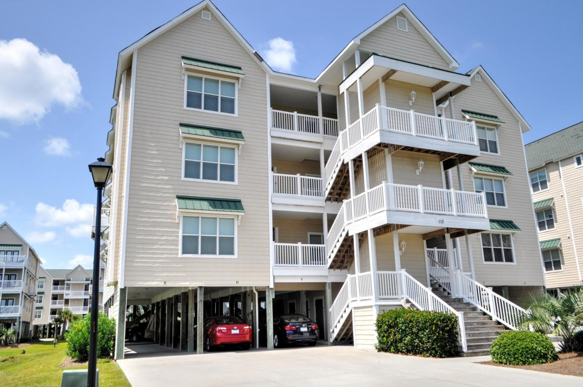 117 Via Old Sound Boulevard F, Ocean Isle Beach, NC 28469 (MLS #100031665) :: Century 21 Sweyer & Associates