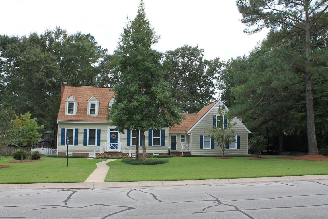 2405 Oakview Drive, New Bern, NC 28562 (MLS #100031710) :: Century 21 Sweyer & Associates