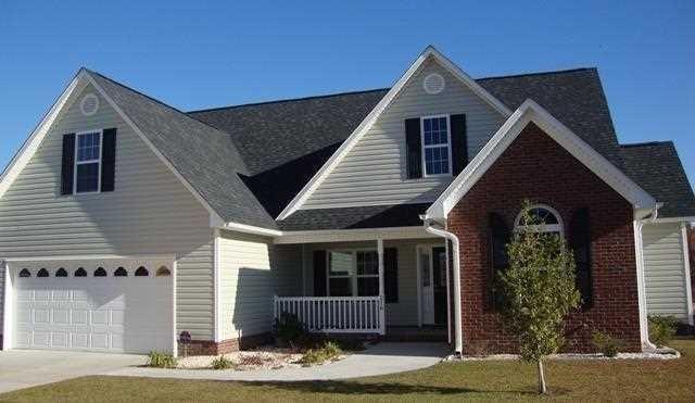 216 Emerald Ridge Road, Jacksonville, NC 28546 (MLS #100031713) :: Century 21 Sweyer & Associates