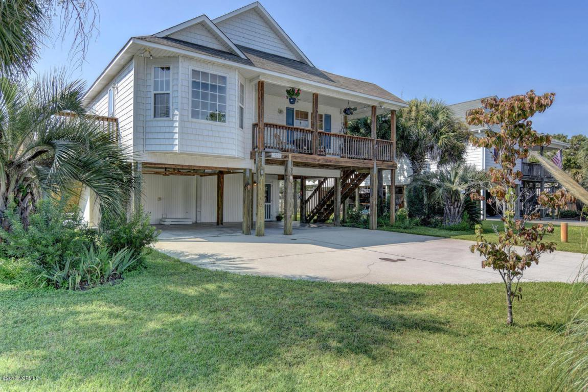 1601 Bertram Drive, Carolina Beach, NC 28428 (MLS #100031723) :: Century 21 Sweyer & Associates