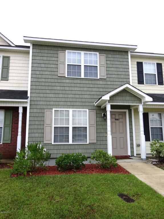 404 Streamwood Drive, Jacksonville, NC 28546 (MLS #100031726) :: Century 21 Sweyer & Associates