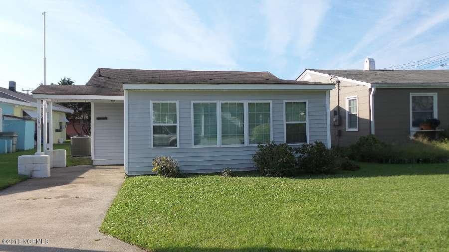 503 W Bogue Avenue, Atlantic Beach, NC 28512 (MLS #100031743) :: Century 21 Sweyer & Associates