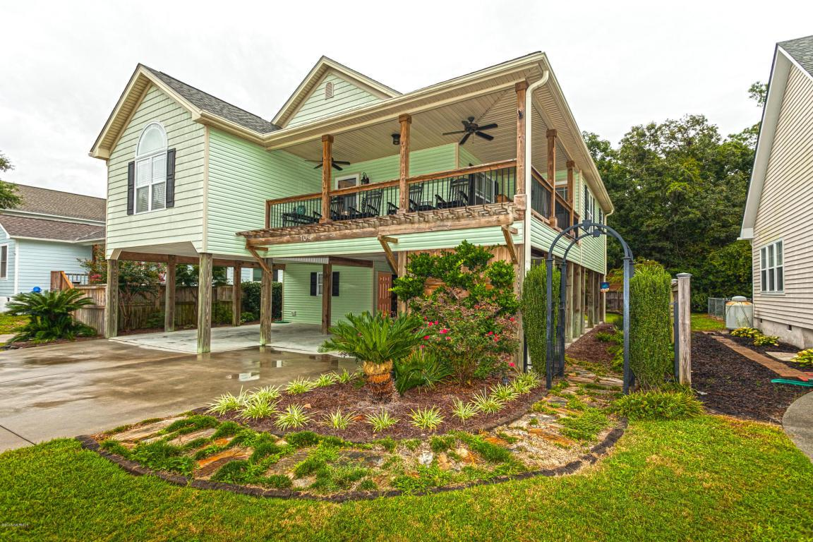 104 NE 8th Street, Oak Island, NC 28465 (MLS #100031747) :: Century 21 Sweyer & Associates
