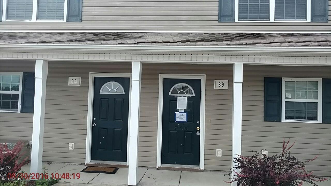 601 Pelletier Loop Road B9, Swansboro, NC 28584 (MLS #100031768) :: Century 21 Sweyer & Associates