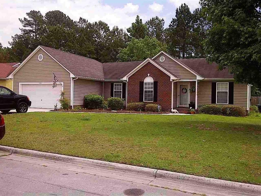 216 Stone Point Lane, Jacksonville, NC 28540 (MLS #100031769) :: Century 21 Sweyer & Associates