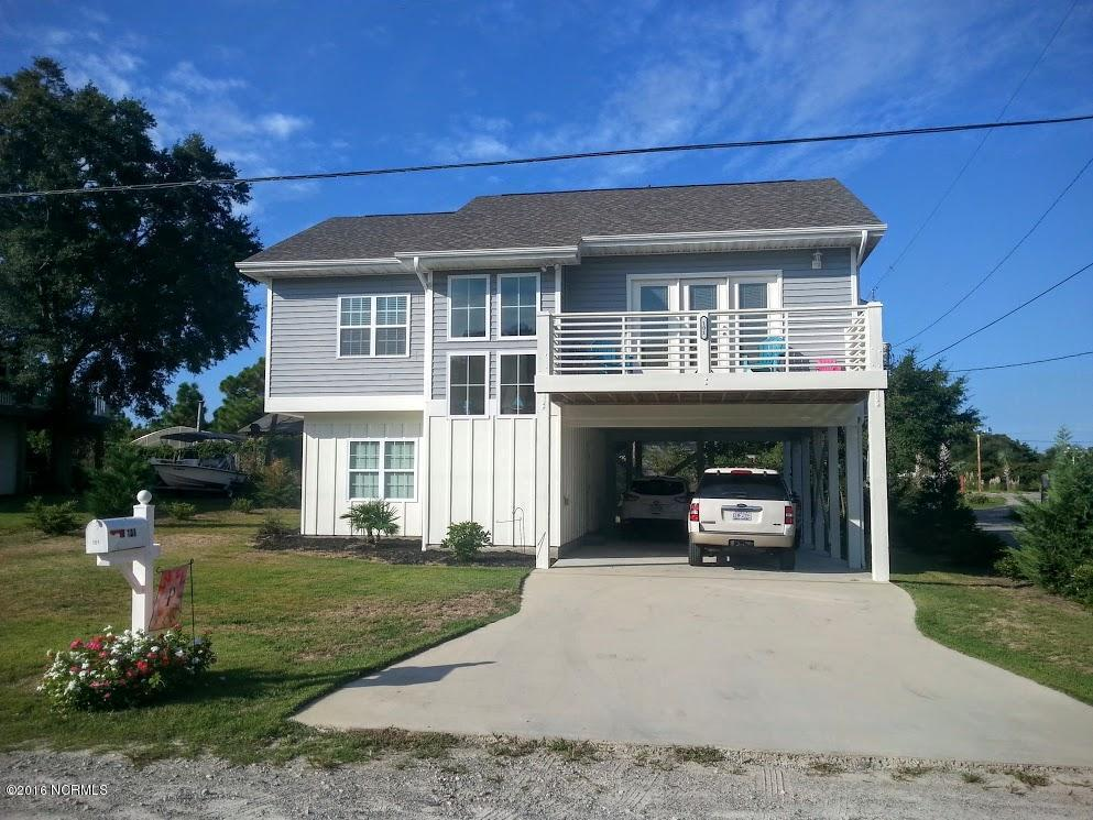 101 Moorefield Drive, Carolina Beach, NC 28428 (MLS #100031787) :: Century 21 Sweyer & Associates