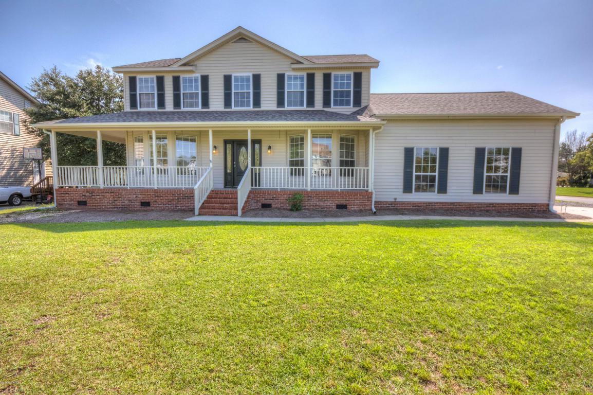 1200 Tremont Court, Wilmington, NC 28411 (MLS #100031788) :: Century 21 Sweyer & Associates