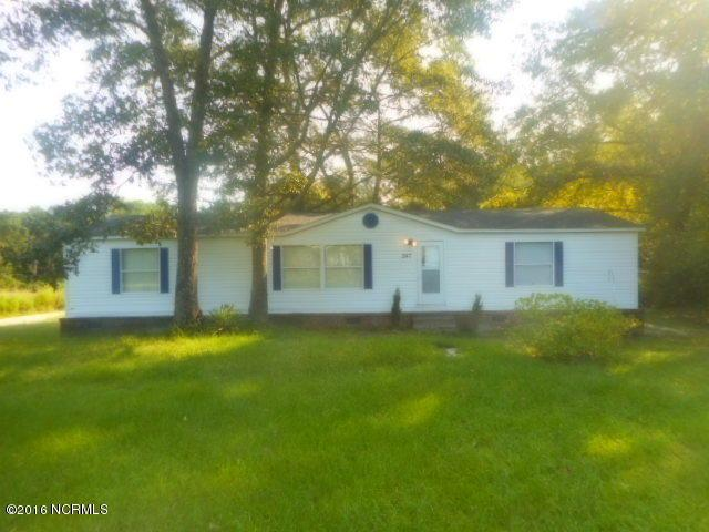 247 Old Fountain Road, Richlands, NC 28574 (MLS #100031827) :: Century 21 Sweyer & Associates