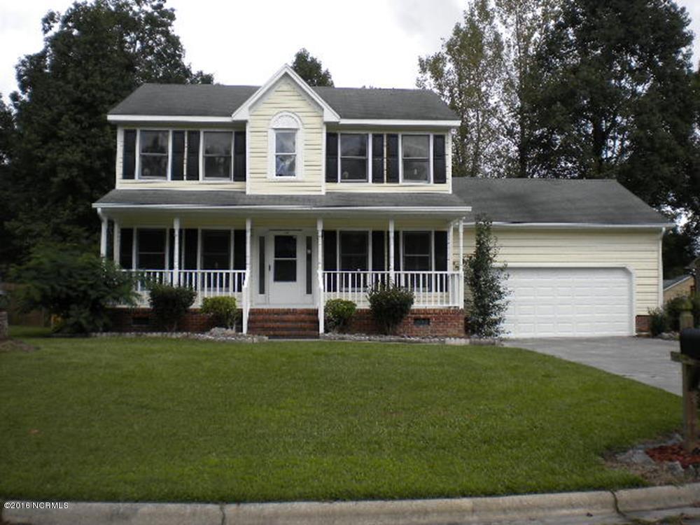209 Brandy Court, Jacksonville, NC 28540 (MLS #100031846) :: Century 21 Sweyer & Associates