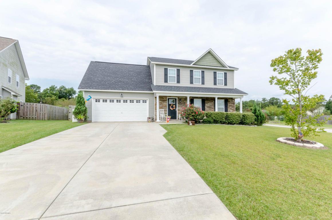 100 Dillard Lane, Richlands, NC 28574 (MLS #100031851) :: Century 21 Sweyer & Associates