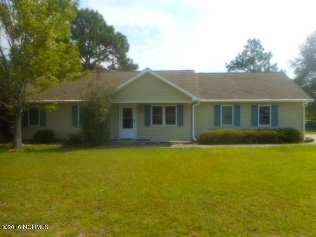 312 Foxtrace Lane, Hubert, NC 28539 (MLS #100031871) :: Century 21 Sweyer & Associates