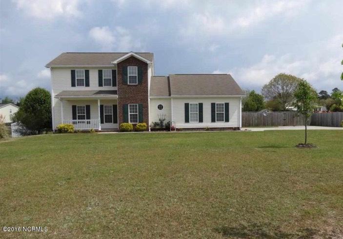 104 Whispering Winds Lane, Jacksonville, NC 28546 (MLS #100031905) :: Century 21 Sweyer & Associates