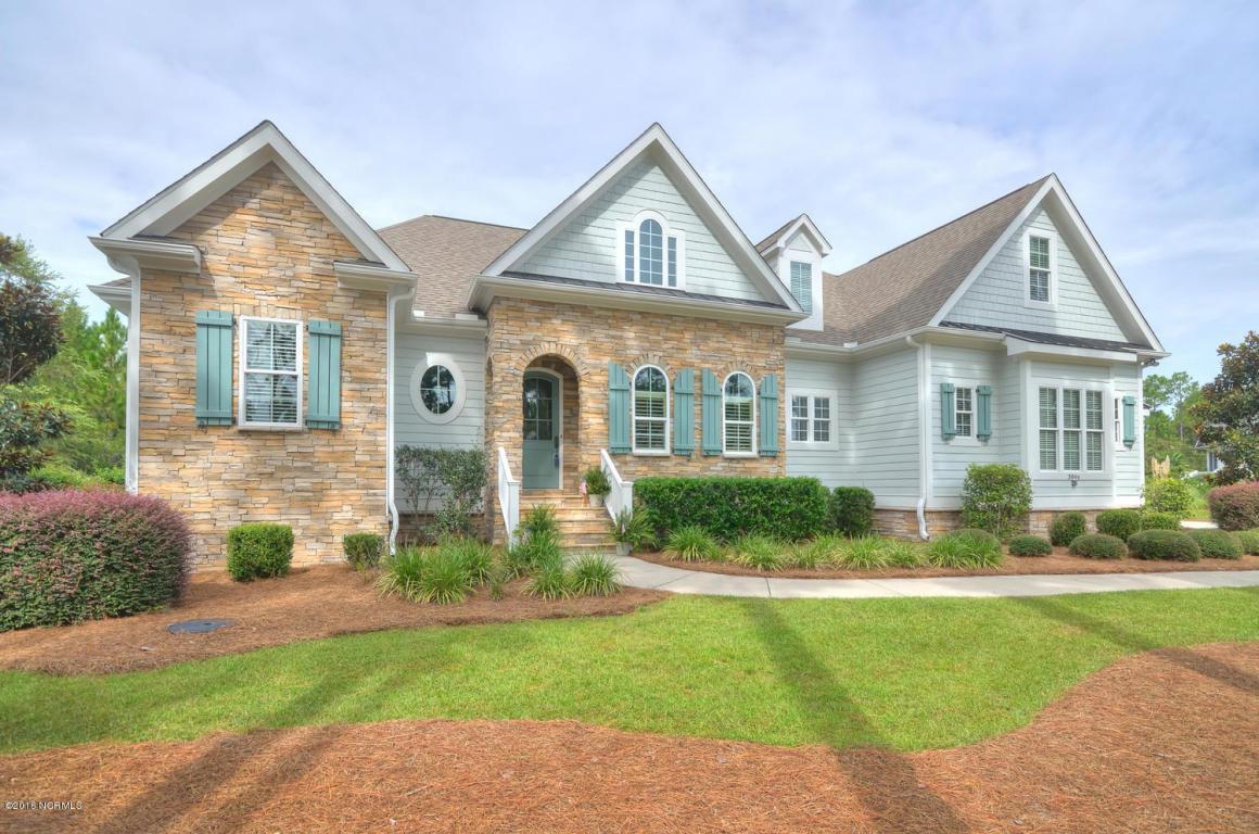 3846 Ridge Crest Drive, Southport, NC 28461 (MLS #100031911) :: Century 21 Sweyer & Associates