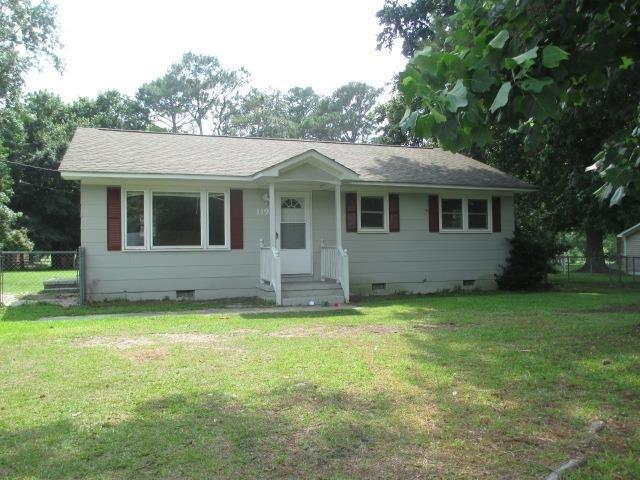 119 Venus Road, Jacksonville, NC 28546 (MLS #100031968) :: Century 21 Sweyer & Associates