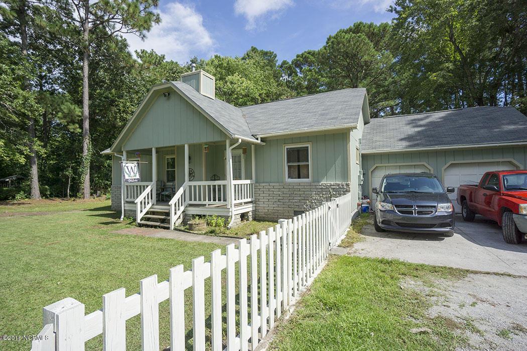 188 Leslie Lane, Swansboro, NC 28584 (MLS #100031987) :: Century 21 Sweyer & Associates