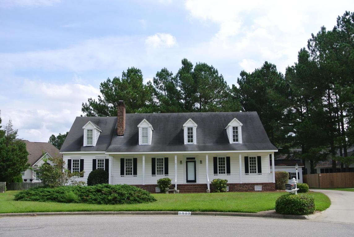3507 Berkshire Drive, Wilson, NC 27896 (MLS #100032049) :: Century 21 Sweyer & Associates