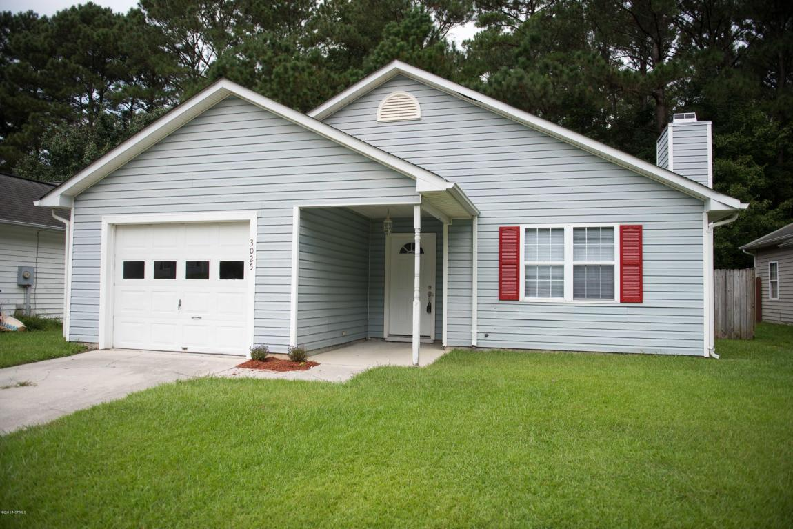 3025 E Windgate Court, Jacksonville, NC 28546 (MLS #100032092) :: Century 21 Sweyer & Associates