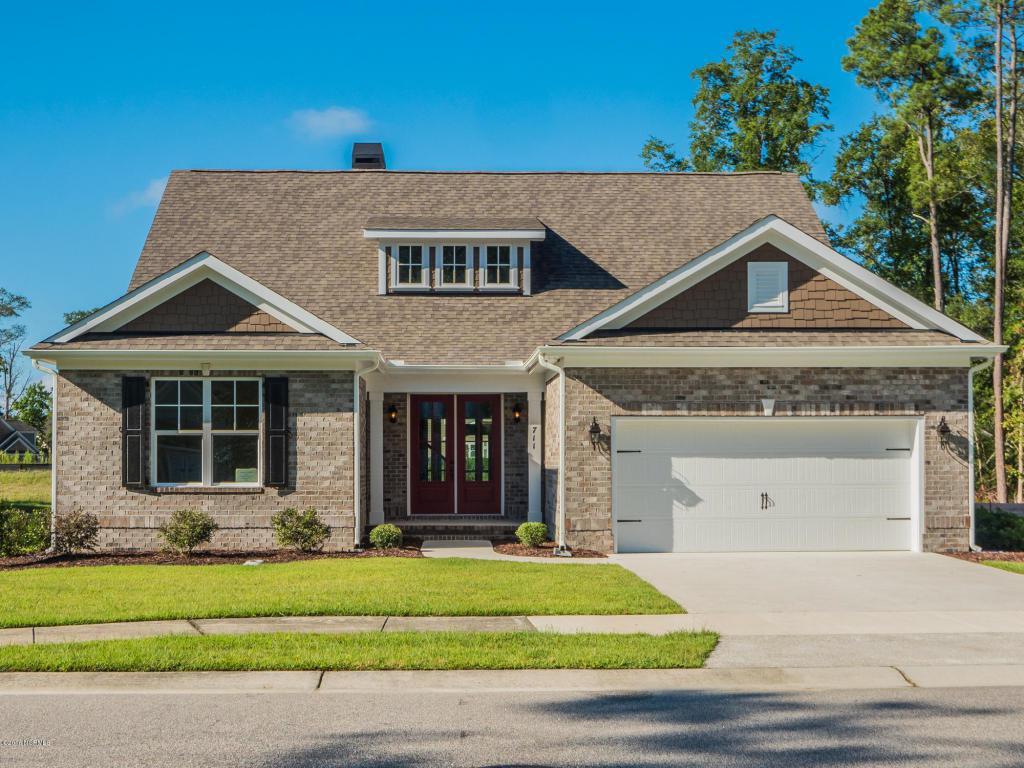 711 Bedminister Lane, Wilmington, NC 28405 (MLS #100032123) :: Century 21 Sweyer & Associates