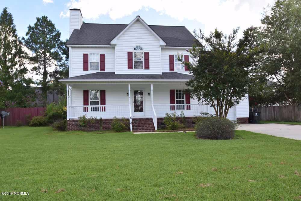 516 Tabard Road, Winterville, NC 28590 (MLS #100032125) :: Century 21 Sweyer & Associates