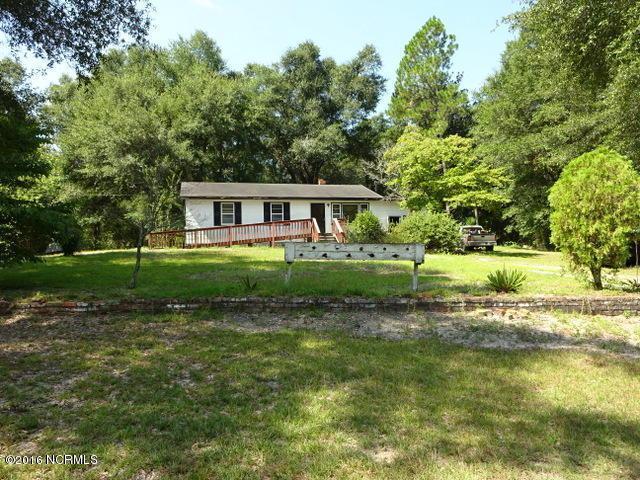 1245 Bethel Church Road, Currie, NC 28435 (MLS #100032127) :: Century 21 Sweyer & Associates