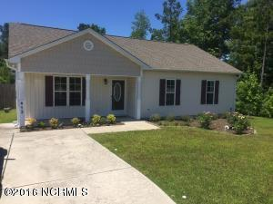 413 N Hines Street, Holly Ridge, NC 28445 (MLS #100032194) :: Century 21 Sweyer & Associates