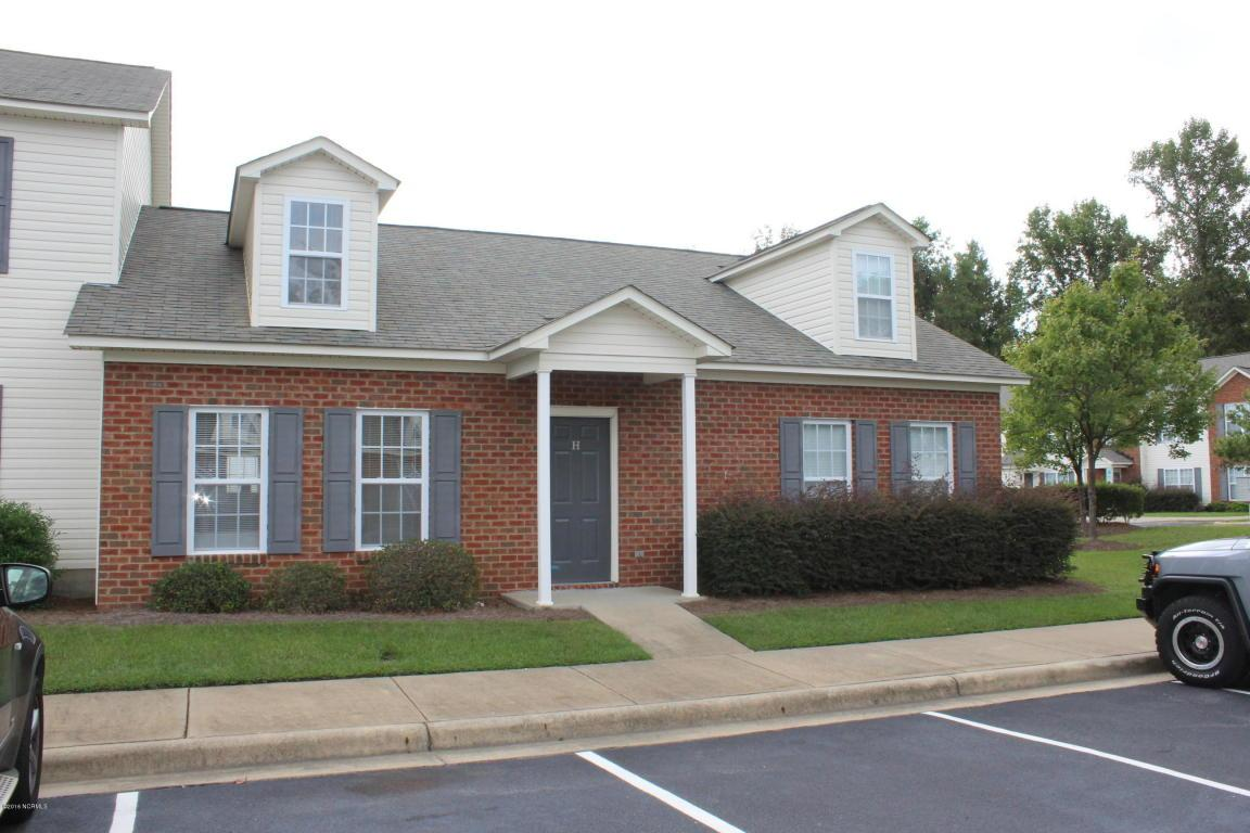4180 Dudleys Grant Drive H, Winterville, NC 28590 (MLS #100032203) :: Century 21 Sweyer & Associates