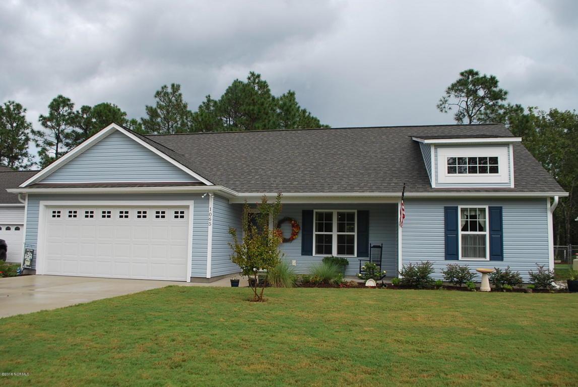 1065 Filmore Road, Southport, NC 28461 (MLS #100032212) :: Century 21 Sweyer & Associates