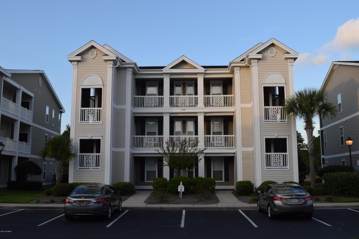 878 Great Egret Circle SW 9E, Sunset Beach, NC 28468 (MLS #100032213) :: Century 21 Sweyer & Associates