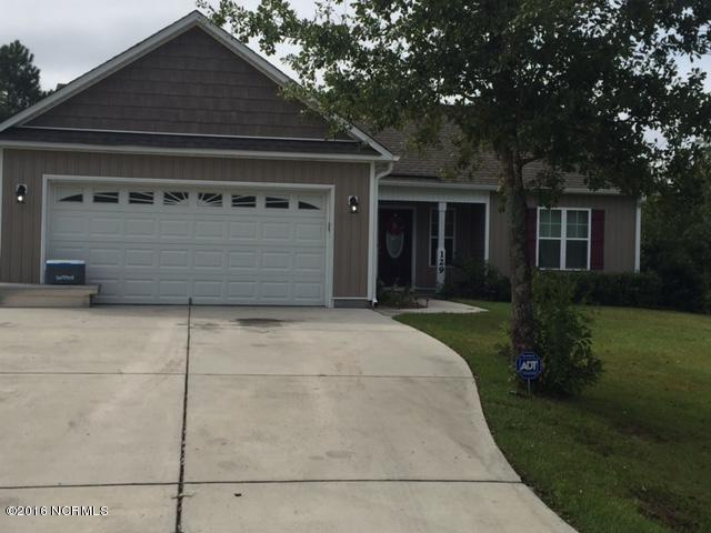 129 Blueberry Fields Road, Maple Hill, NC 28454 (MLS #100032302) :: Century 21 Sweyer & Associates