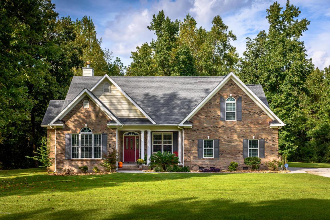 129 Pope Lane, Stella, NC 28582 (MLS #100032326) :: Century 21 Sweyer & Associates