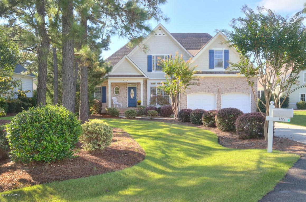 4223 W Tanager Court SE W, Southport, NC 28461 (MLS #100032336) :: Century 21 Sweyer & Associates