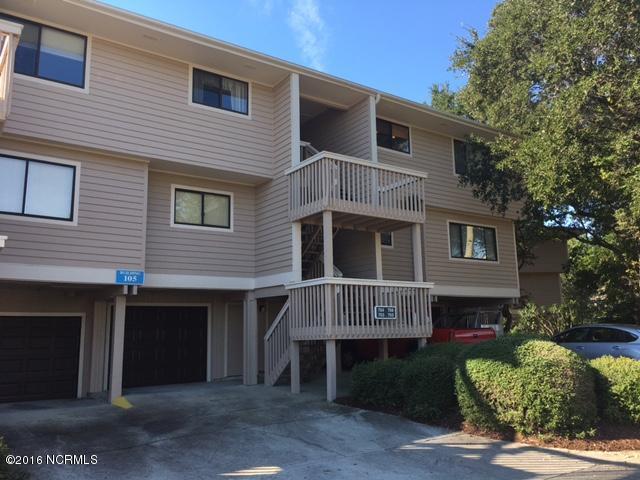 103 Teakwood Drive #703, Carolina Beach, NC 28428 (MLS #100032340) :: Century 21 Sweyer & Associates
