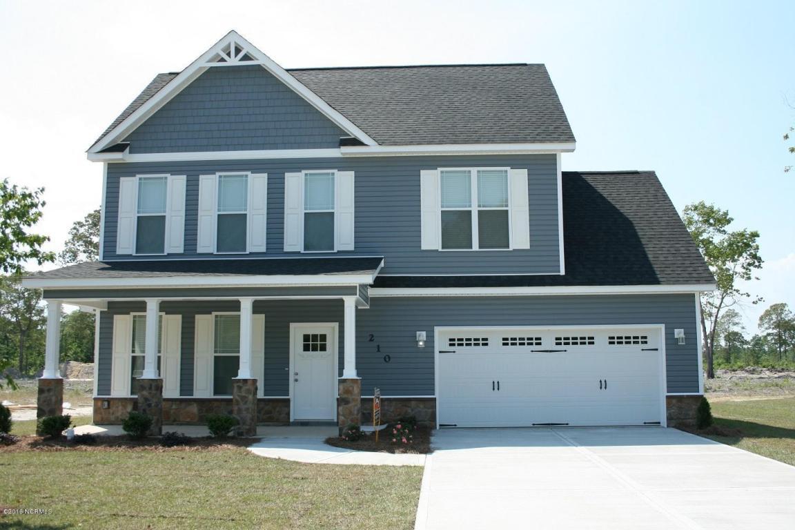 213 Dairyfarm Road, Jacksonville, NC 28546 (MLS #100032343) :: Century 21 Sweyer & Associates