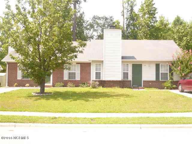 175 Brenda Dr, Jacksonville, NC 28546 (MLS #100032344) :: Century 21 Sweyer & Associates