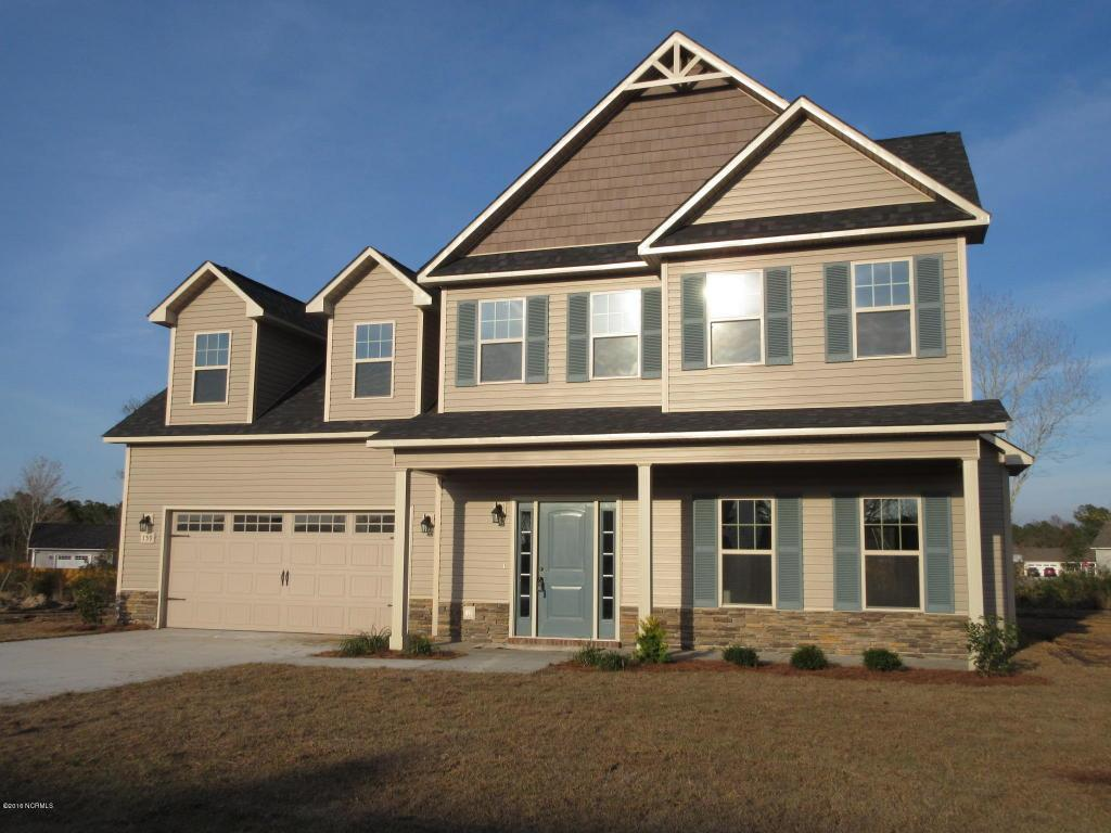 306 Emma Court Lot 40, Jacksonville, NC 28540 (MLS #100032345) :: Century 21 Sweyer & Associates