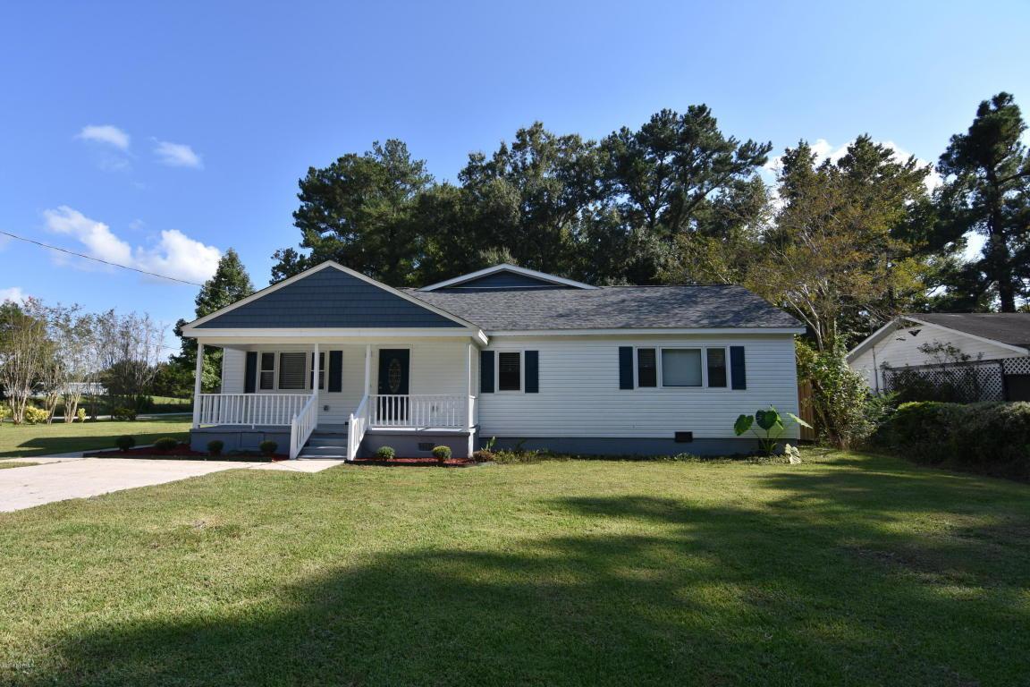 503 W Grantham Road, New Bern, NC 28562 (MLS #100032359) :: Century 21 Sweyer & Associates