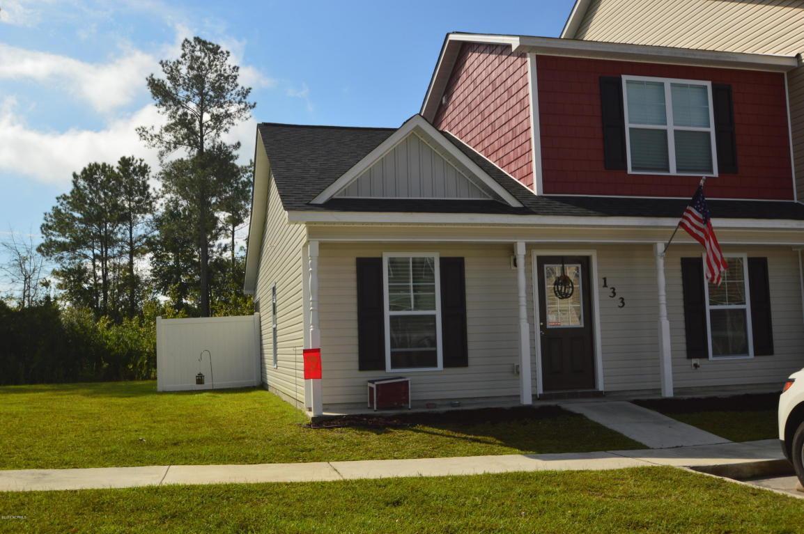 133 Waterstone Lane, Jacksonville, NC 28546 (MLS #100032376) :: Century 21 Sweyer & Associates