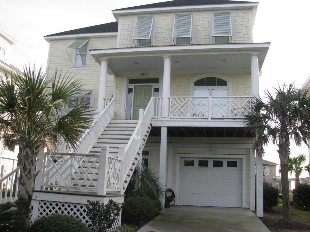 1103 W Ft Macon Road, Atlantic Beach, NC 28512 (MLS #100032451) :: Century 21 Sweyer & Associates